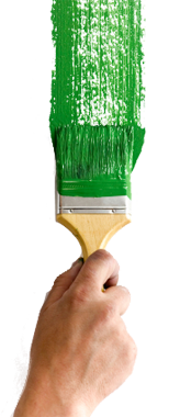 interior painting services by Benchmark Paiting
