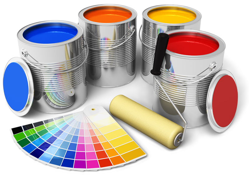 commercial painting services by Benchmark Painting