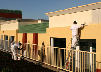 commercial painting company in Port Coquitlam
