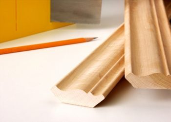 custom moulding installations